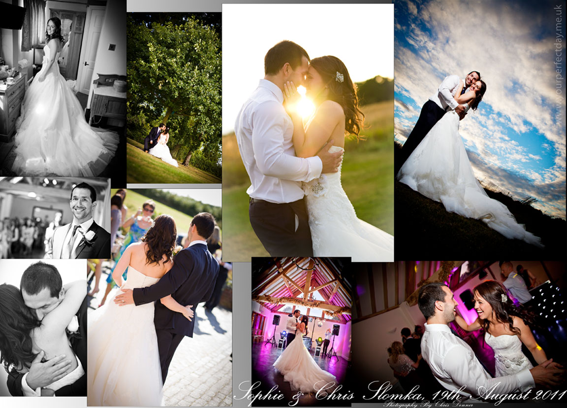 Slomka at Your Perfect Day Wedding Photography